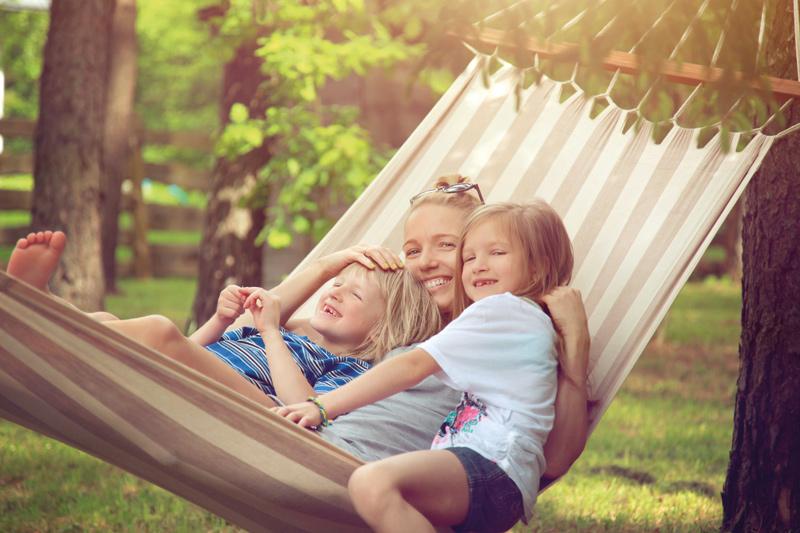 Vacances en Lozère en famille au Sous-bois du lac