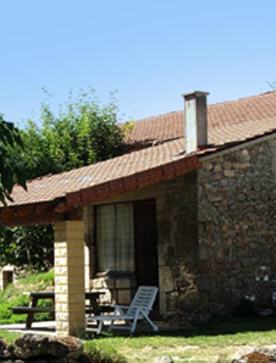 Gîte en Lozère à proximité du lac de Naussac