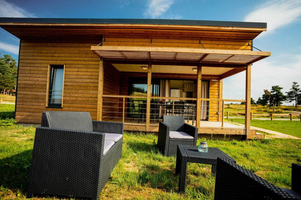 Cottages de luxe en Lozère 5/6 personnes